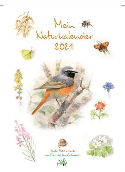 Mein Naturkalender 2021